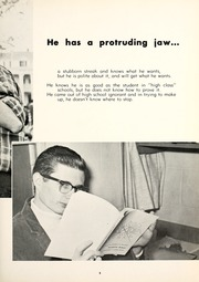 Page 9, 1963 Edition, Berea College - Chimes Yearbook (Berea, KY) online yearbook collection