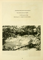 Page 14, 1965 Edition, Berea College - Chimes Yearbook (Berea, KY) online yearbook collection