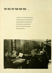 Page 8, 1965 Edition, Berea College - Chimes Yearbook (Berea, KY) online yearbook collection