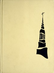 1966 Edition, Berea College - Chimes Yearbook (Berea, KY)