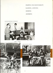 Page 15, 1966 Edition, Berea College - Chimes Yearbook (Berea, KY) online yearbook collection