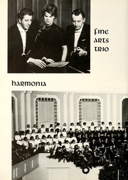 Page 162, 1967 Edition, Berea College - Chimes Yearbook (Berea, KY) online yearbook collection