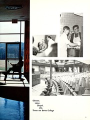 Page 13, 1968 Edition, Berea College - Chimes Yearbook (Berea, KY) online yearbook collection