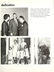 Page 9, 1968 Edition, Berea College - Chimes Yearbook (Berea, KY) online yearbook collection