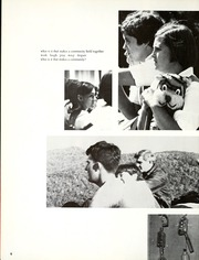 Page 10, 1969 Edition, Berea College - Chimes Yearbook (Berea, KY) online yearbook collection