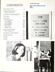 Page 8, 1969 Edition, Berea College - Chimes Yearbook (Berea, KY) online yearbook collection