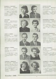 Page 10, 1949 Edition, East Greenville High School - Conifer Yearbook (East Greenville, PA) online yearbook collection