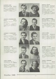 Page 12, 1949 Edition, East Greenville High School - Conifer Yearbook (East Greenville, PA) online yearbook collection