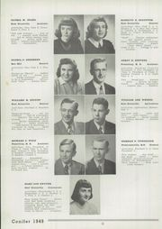 Page 14, 1949 Edition, East Greenville High School - Conifer Yearbook (East Greenville, PA) online yearbook collection