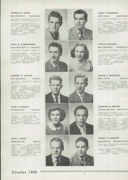 Page 8, 1949 Edition, East Greenville High School - Conifer Yearbook (East Greenville, PA) online yearbook collection