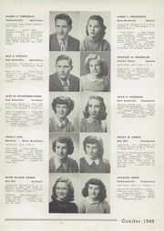 Page 9, 1949 Edition, East Greenville High School - Conifer Yearbook (East Greenville, PA) online yearbook collection