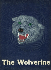 1953 Edition, Sharpsburg High School - Wolverine Yearbook (Sharpsburg, PA)