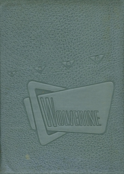 1956 Edition, Sharpsburg High School - Wolverine Yearbook (Sharpsburg, PA)