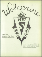 Page 5, 1957 Edition, Sharpsburg High School - Wolverine Yearbook (Sharpsburg, PA) online yearbook collection