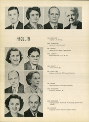 Page 12, 1951 Edition, Reynoldsville High School - Bulldog Yearbook (Reynoldsville, PA) online yearbook collection