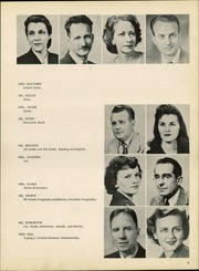 Page 13, 1951 Edition, Reynoldsville High School - Bulldog Yearbook (Reynoldsville, PA) online yearbook collection