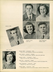 Page 16, 1951 Edition, Reynoldsville High School - Bulldog Yearbook (Reynoldsville, PA) online yearbook collection