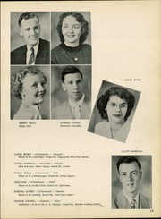 Page 17, 1951 Edition, Reynoldsville High School - Bulldog Yearbook (Reynoldsville, PA) online yearbook collection