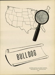Page 5, 1951 Edition, Reynoldsville High School - Bulldog Yearbook (Reynoldsville, PA) online yearbook collection