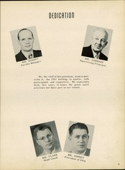 Page 7, 1951 Edition, Reynoldsville High School - Bulldog Yearbook (Reynoldsville, PA) online yearbook collection