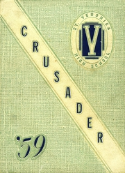 Page 1, 1959 Edition, St Veronica High School - Crusader Yearbook (Ambridge, PA) online yearbook collection