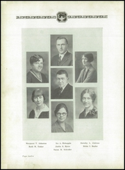 Page 14, 1928 Edition, Homer City High School - Ho Ci Hi An Yearbook (Homer City, PA) online yearbook collection