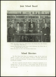 Page 10, 1950 Edition, Watsontown High School - Les Memoires Yearbook (Watsontown, PA) online yearbook collection