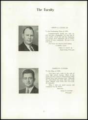 Page 12, 1950 Edition, Watsontown High School - Les Memoires Yearbook (Watsontown, PA) online yearbook collection