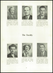 Page 14, 1950 Edition, Watsontown High School - Les Memoires Yearbook (Watsontown, PA) online yearbook collection