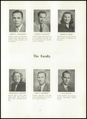 Page 15, 1950 Edition, Watsontown High School - Les Memoires Yearbook (Watsontown, PA) online yearbook collection