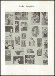 Page 17, 1950 Edition, Watsontown High School - Les Memoires Yearbook (Watsontown, PA) online yearbook collection