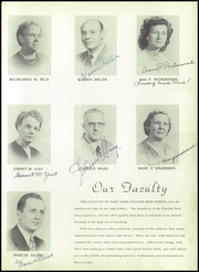 Page 13, 1954 Edition, East Deer Frazer High School - Antler Yearbook (Creighton, PA) online yearbook collection