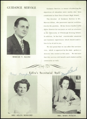 Page 14, 1954 Edition, East Deer Frazer High School - Antler Yearbook (Creighton, PA) online yearbook collection