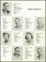 Page 13, 1959 Edition, East Deer Frazer High School - Antler Yearbook (Creighton, PA) online yearbook collection