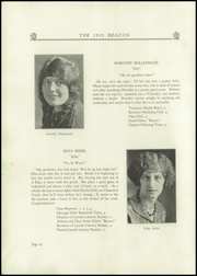 Page 14, 1925 Edition, West Reading High School - Vaquero Yearbook (West Reading, PA) online yearbook collection