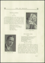 Page 15, 1925 Edition, West Reading High School - Vaquero Yearbook (West Reading, PA) online yearbook collection