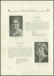 Page 16, 1925 Edition, West Reading High School - Vaquero Yearbook (West Reading, PA) online yearbook collection