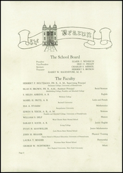 Page 6, 1925 Edition, West Reading High School - Vaquero Yearbook (West Reading, PA) online yearbook collection