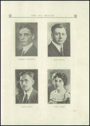 Page 7, 1925 Edition, West Reading High School - Vaquero Yearbook (West Reading, PA) online yearbook collection