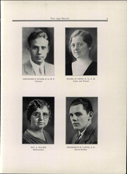 Page 11, 1932 Edition, West Reading High School - Vaquero Yearbook (West Reading, PA) online yearbook collection