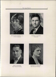 Page 13, 1932 Edition, West Reading High School - Vaquero Yearbook (West Reading, PA) online yearbook collection