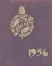 West Reading High School - Vaquero Yearbook (West Reading, PA) online yearbook collection, 1936 Edition, Page 1
