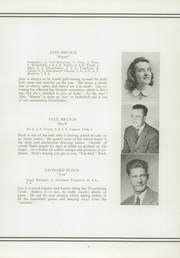 Page 11, 1943 Edition, West Reading High School - Vaquero Yearbook (West Reading, PA) online yearbook collection