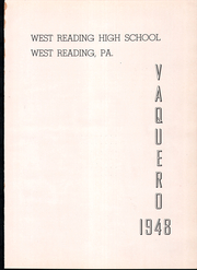Page 5, 1948 Edition, West Reading High School - Vaquero Yearbook (West Reading, PA) online yearbook collection