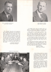 Page 8, 1949 Edition, West Reading High School - Vaquero Yearbook (West Reading, PA) online yearbook collection