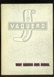 1950 Edition, West Reading High School - Vaquero Yearbook (West Reading, PA)