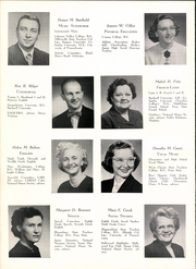 Page 14, 1953 Edition, West Reading High School - Vaquero Yearbook (West Reading, PA) online yearbook collection
