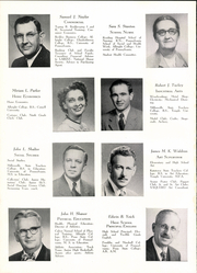 Page 16, 1953 Edition, West Reading High School - Vaquero Yearbook (West Reading, PA) online yearbook collection