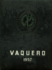 1957 Edition, West Reading High School - Vaquero Yearbook (West Reading, PA)