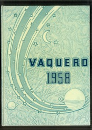 Page 1, 1958 Edition, West Reading High School - Vaquero Yearbook (West Reading, PA) online yearbook collection